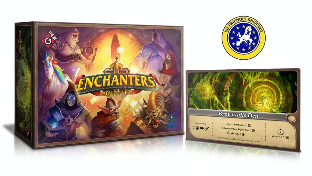 Enchanters: Lost Loot project video thumbnail