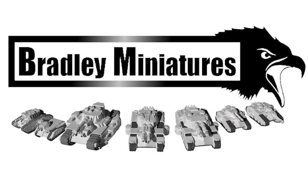 Bradley Miniatures 6mm Legion Vs Colonies Miniatures