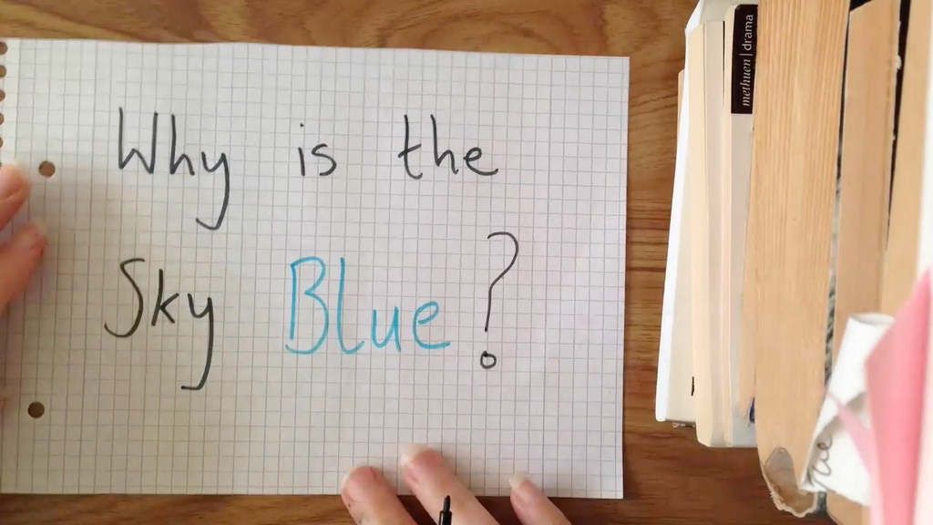 Why is the Sky Blue? (Or, How to Make Slime) project video thumbnail
