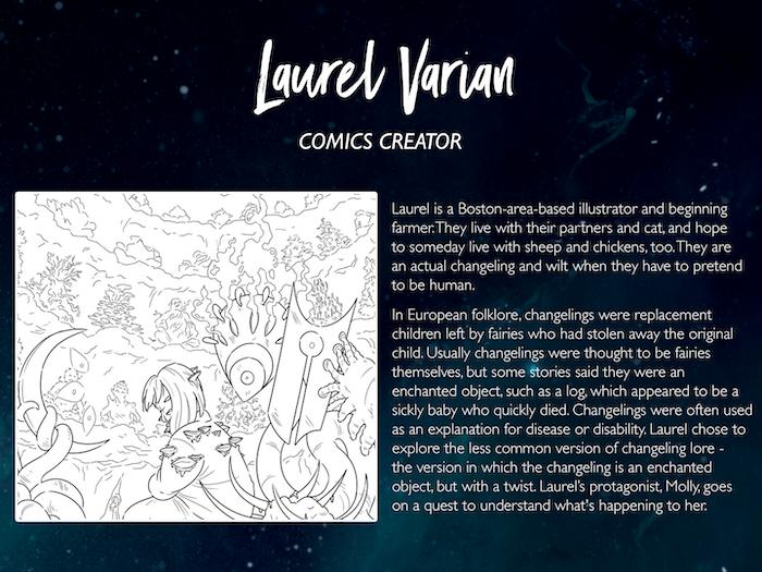 Laurel Varian: http://laurelvarian.carbonmade.com/