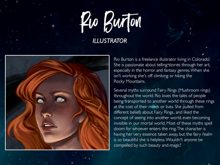 Rio Burton: http://rioburtonillustration.com/