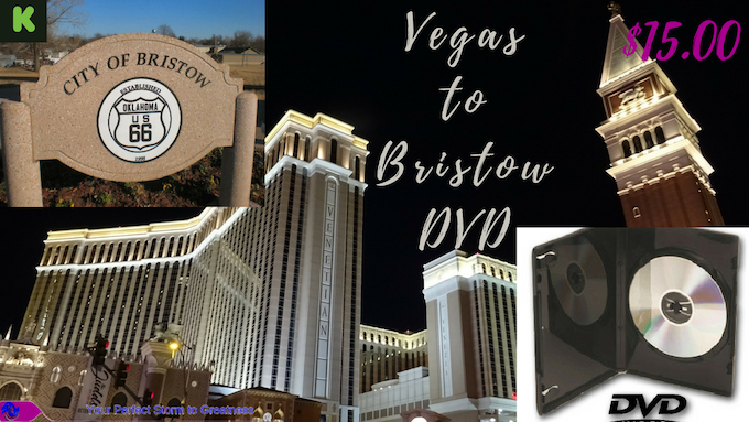 $15.00 = Step-by-Step DVD from Vegas to Bristow