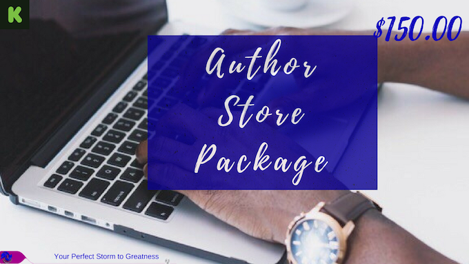 $150.00 Author Package