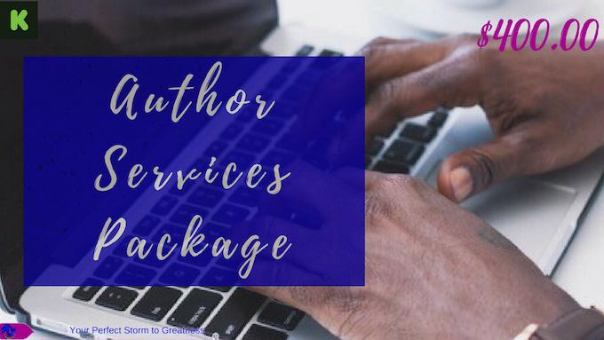 $400.00 Author Services