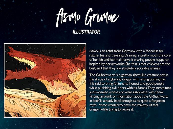 Asmo Grimae: http://grimae.tumblr.com/