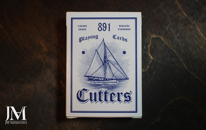 The box is steeped in history, from the beautiful Cutter on the front...