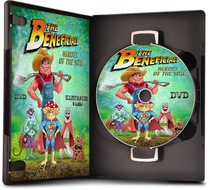 Illustrated Video - DVD