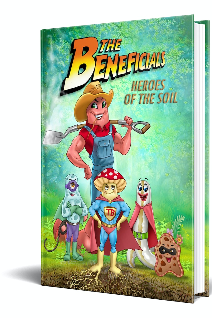 The Beneficials Hardback Book