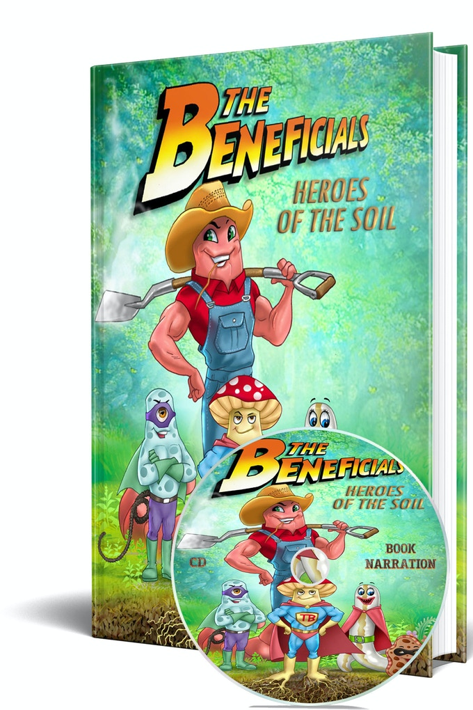 The Beneficials Hardback Plus Narration CD