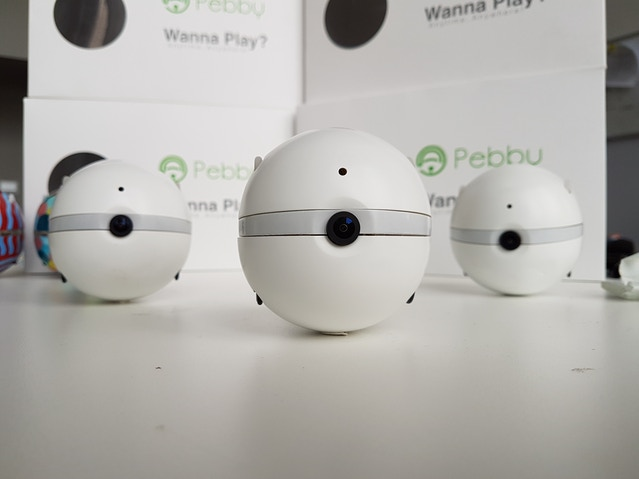 New prototypes that will be sent to Beta Testers
