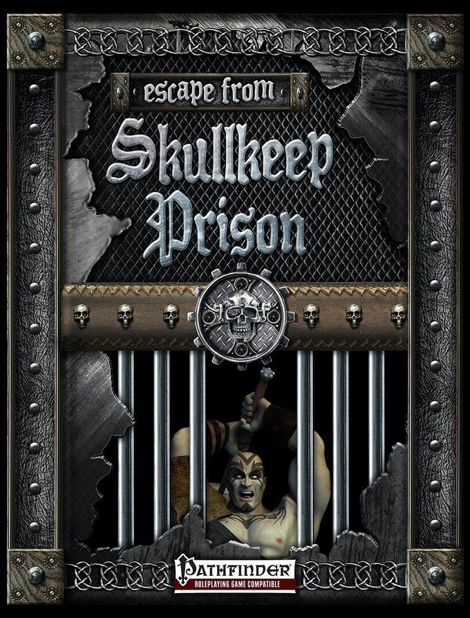 ESCAPE FROM SKULLKEEP ISLAND