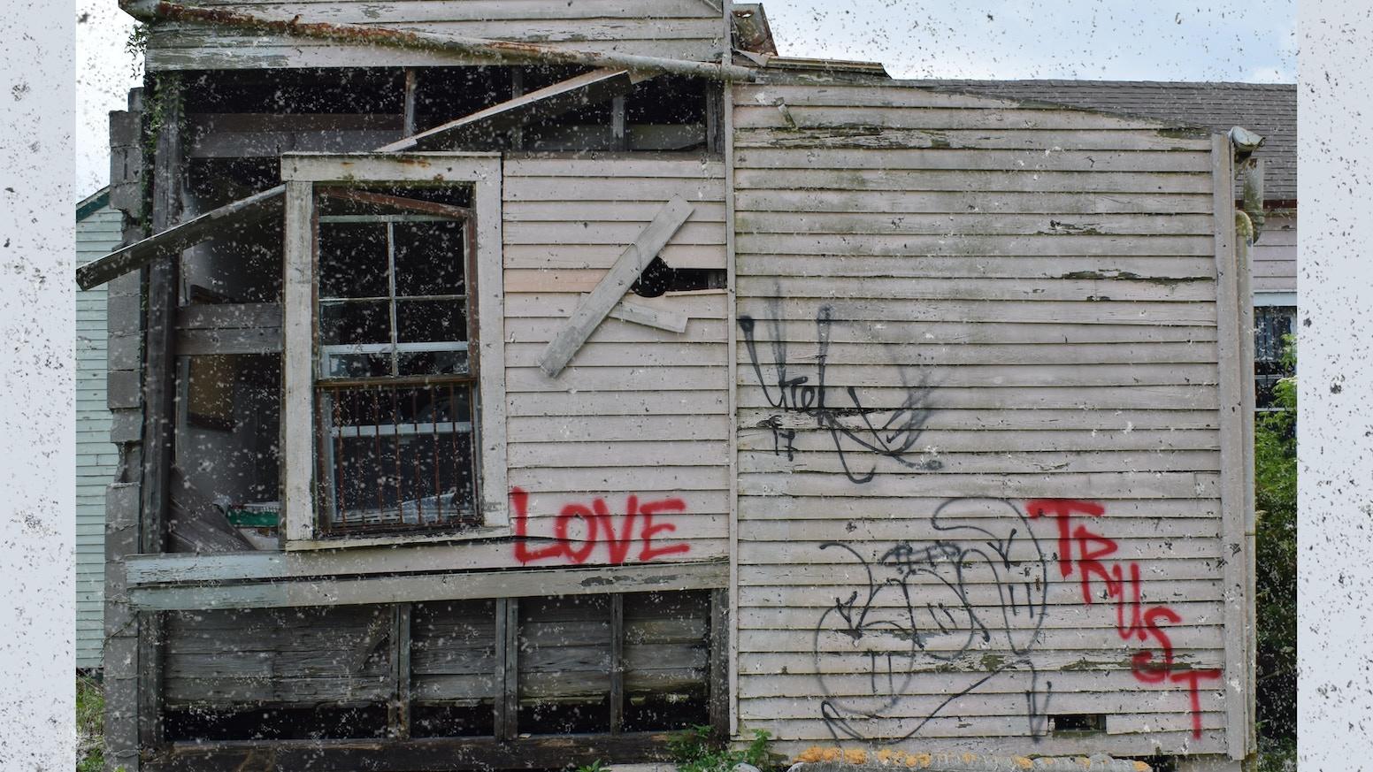 Kyle Reid's new album, Love & Trust