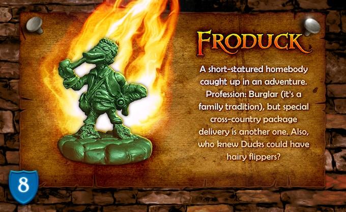 Froduck - Burglar.