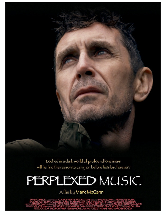 Perplexed Music is an original short screenplay by Mark McGann about the cycle of devoted love, loss and rebirth.