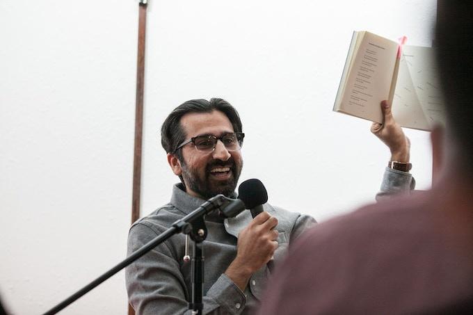 Zahir Janmohamed by Tojo Andrianarivo
