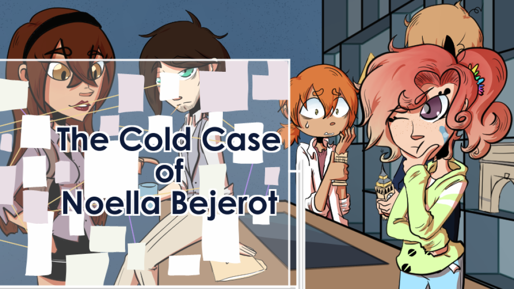 The Cold Case of Noella Bejerot project video thumbnail