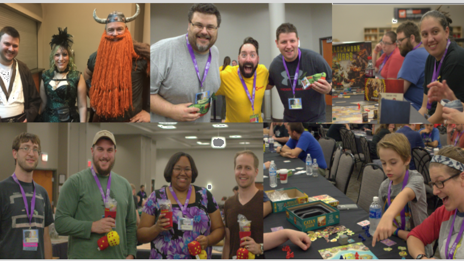 CinCityCon Boardgaming Convention 2018 Oct  12 to 14, 2018 by Greg