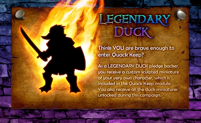 YOU be the HERO! Become a LEGEND!