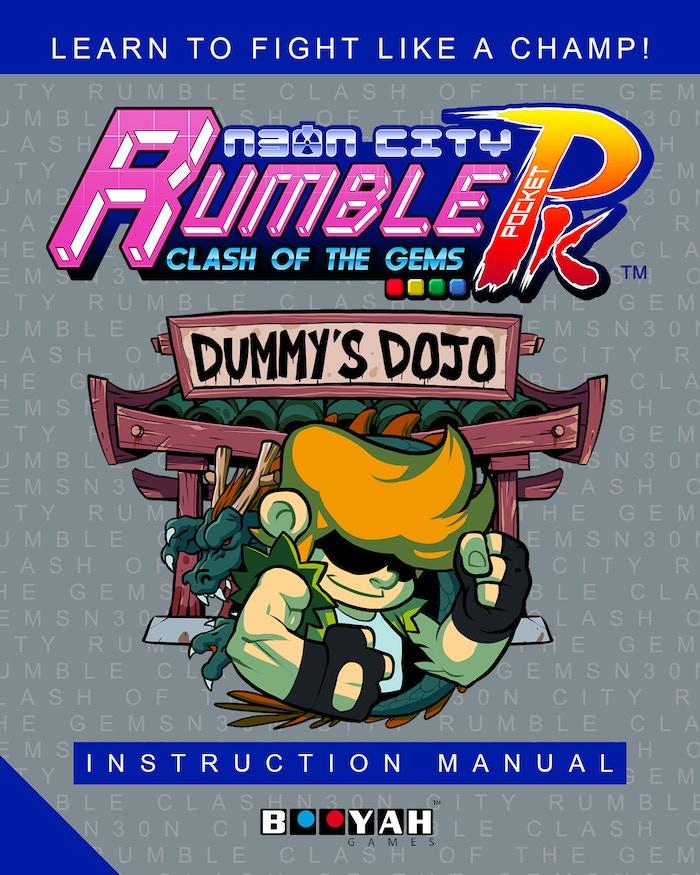 Pocket Neon City RUMBLE by Davy Wagnarok — Kickstarter