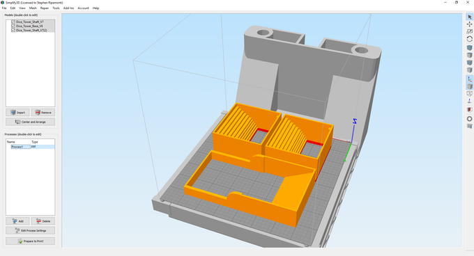 3D Printable Dice Towers (STL Files) - 15 FILES NOW INCLUDED
