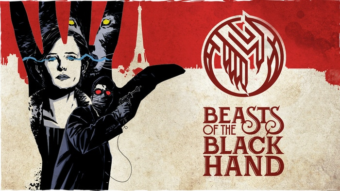 LIVE NOW ON KICKSTARTER ! The next diesel punk, horror-espionage chapter in the Beasts Of The Black Hand saga : The Viking League by Paul Harding, Ron Marz, Matthew Dow Smith! Consider pledging the campaign and sharing with fans and friends!