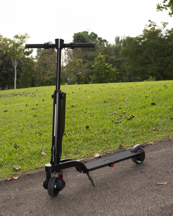A Perfect Leisure Commuting Tool