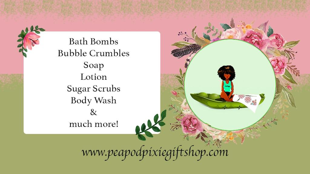 Magical Beginnings! Pea Pod Pixie Gift Shop