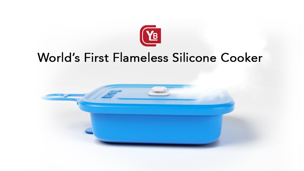 YABUL COOK:World's 1st Flameless Silicone Cooker project video thumbnail