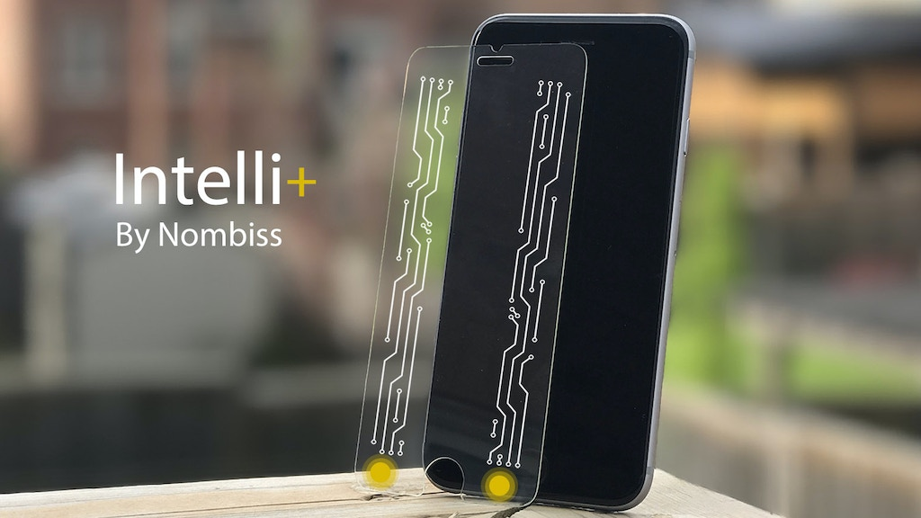 Intelli+ : The Smartest iPhone Screen Protector project video thumbnail
