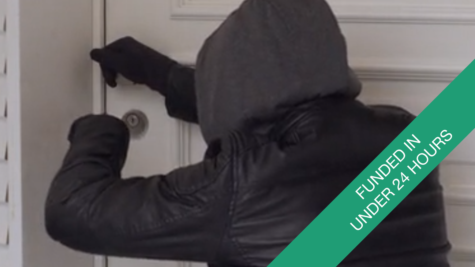 Your virtual roommate against burglars: Kevin by mitipi