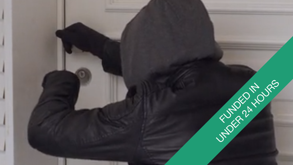 Your virtual roommate against burglars: Kevin by mitipi project video thumbnail