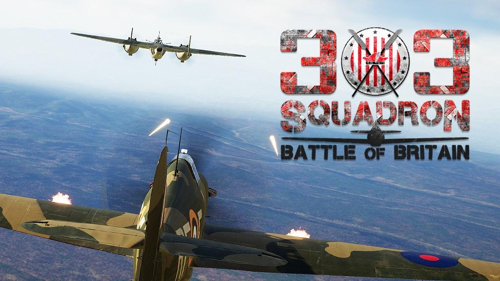 303 Squadron: Battle of Britain project video thumbnail