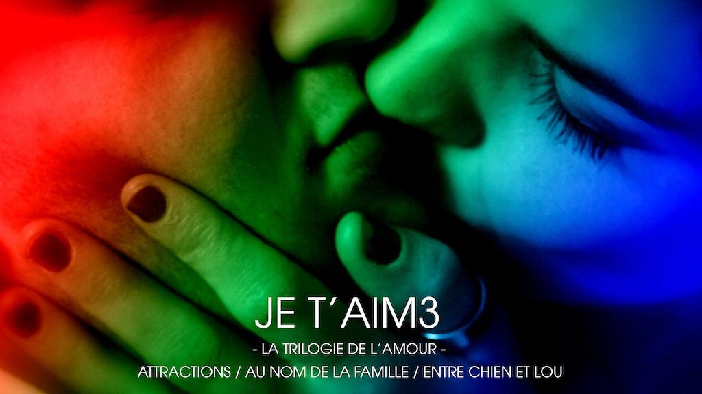 JE T'AIM3 project video thumbnail