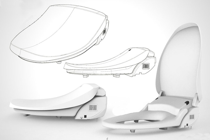 The comfort-fit design of the Slim TWO was actually inspired by horse saddles!