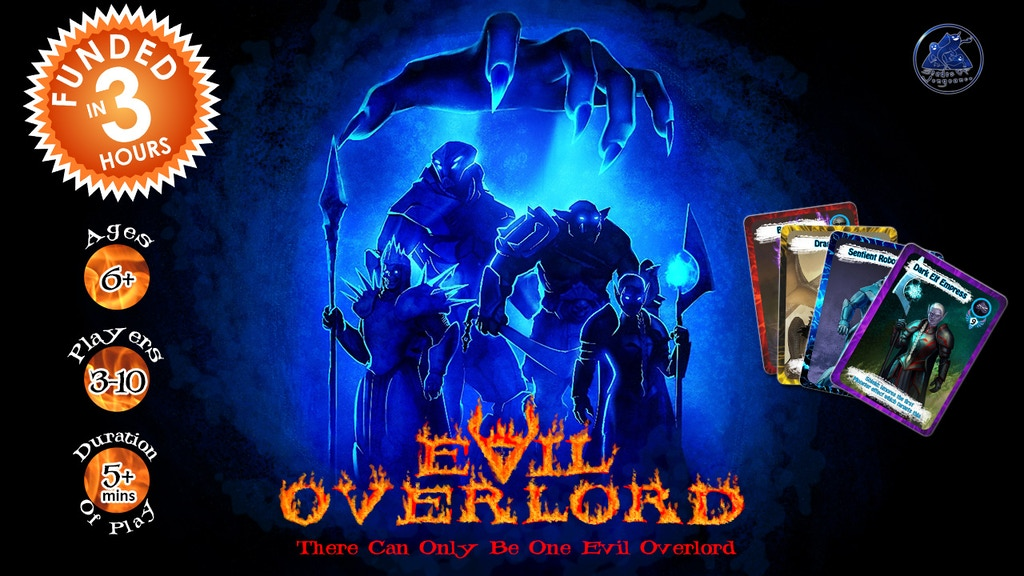 Evil Overlord: Take over the world in 5 minutes! project video thumbnail
