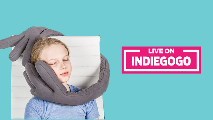 We wanted something New. Different. Cozy. Hugging. Comfortable. So we made one that fits any sleeping positions and adapts to your life