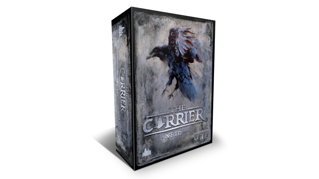 Infected: The Carrier (An expansion and 2nd printing)