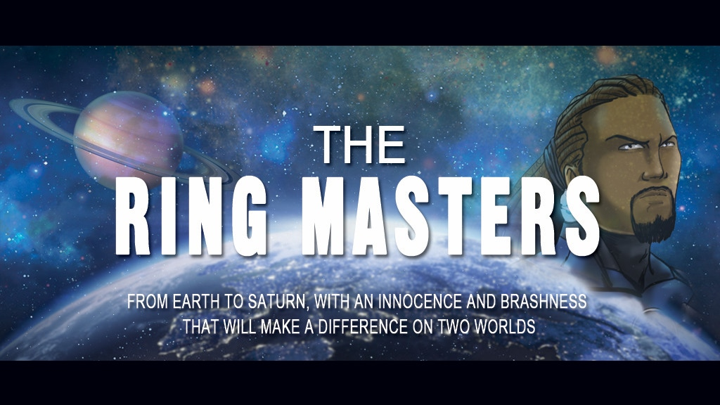 The Ring Masters Comic Book project video thumbnail
