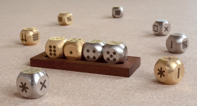 CoDi: Game changing dice!