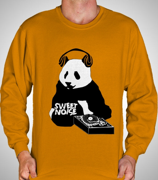Sweet Noise Crew Neck (gold)