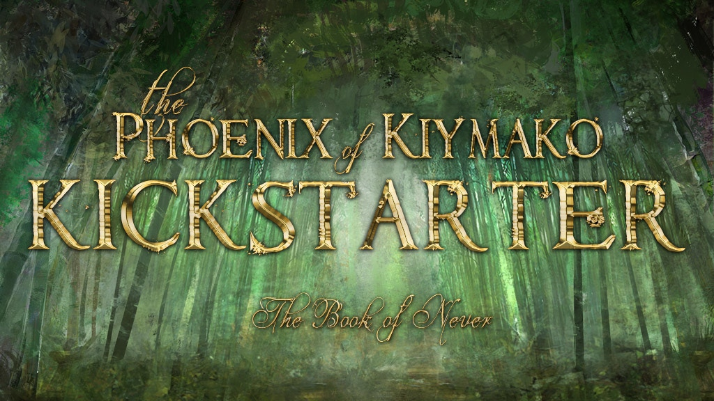 The Phoenix of Kiymako: An Epic Fantasy Novel project video thumbnail