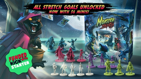 Monster Slaughter by Ankama Board Games by Ankama