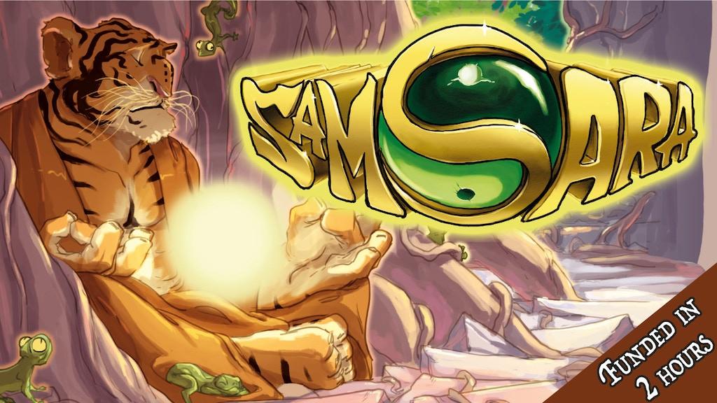 SAMSARA, the Board Game project video thumbnail