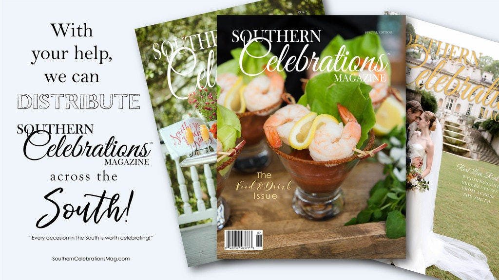 Project image for Help Distribute Southern Celebrations Across The South