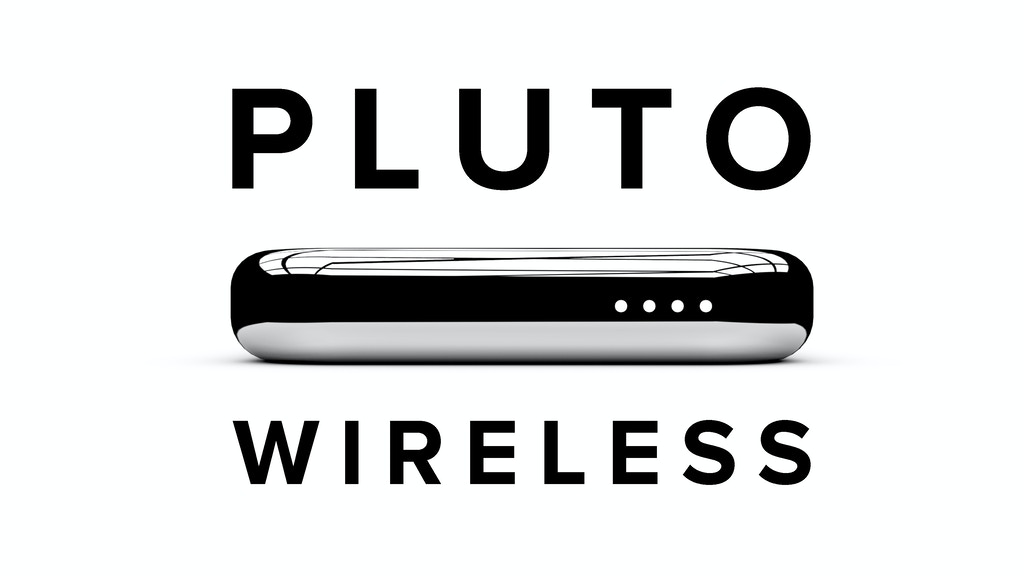 PLUTO WIRELESS by earth - Wireless Portable Power Bank