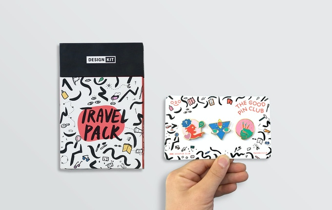 Pack and Pin Bundle