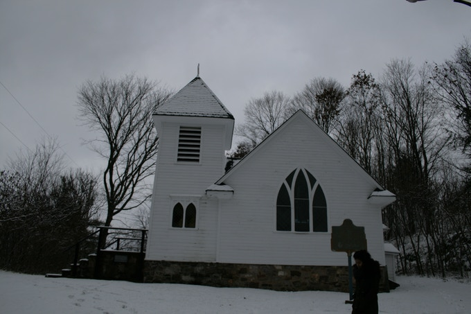 Potential Church Location