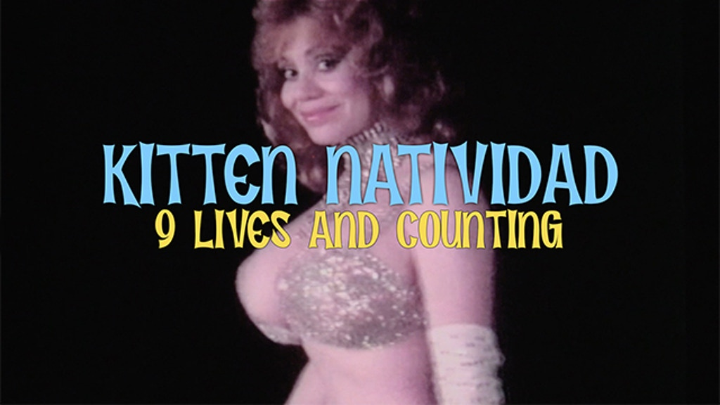 Kitten Natividad: 9 Lives And Counting project video thumbnail