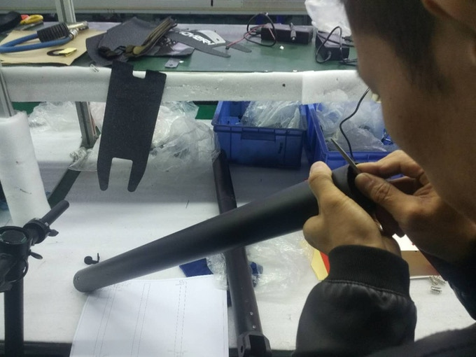 Assembling The Outer Casing