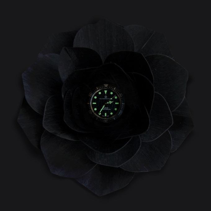 Oliver Newton - Corium Series Limited - Night lighting